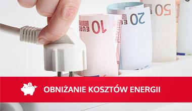 obniżanie kosztów energii